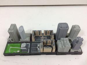 【4】日本卓上開発株式会社 GEOCRAPER ジオクレイパー ベーシックユニット 中層ビルセッ
