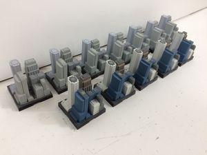【3】日本卓上開発株式会社 GEOCRAPER ジオクレイパー 高層ビル TYPE-C BASIC Unit High