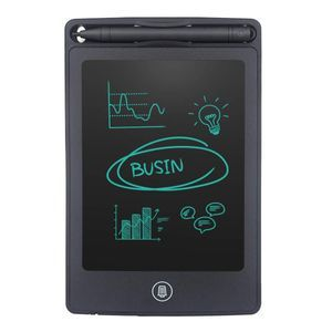 電子メモ デジタルメモ 6.5インチ 電子メモパッド ワンタッチ消去 ロック機能付き ペン付