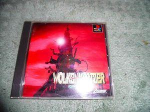 Y140 PSソフト ヴォルケンクラッツァー-審判の塔 格闘RPG-