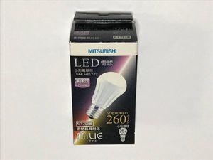 088 〓新品 三菱 LED電球 E17口金 電球色相当 LDA4L-H-E17-T2