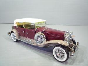 ☆Franklin Mint フランクリンミント 1930 Duesenberg Model J Die Cast Model 1/24 ダイ