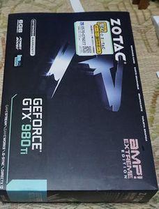 ZOTAC GeForce GTX 980 Ti AMP Extreme
