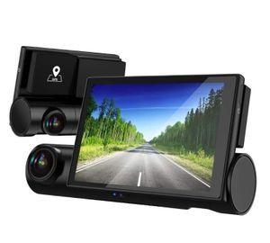 ドライブレコーダー 前後カメラ 常時録画 衝撃録画 ループ録画 GPS Gセンサー WDR HDR 駐