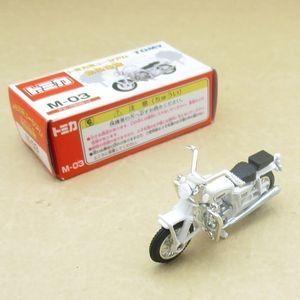 トミカミュージアム緊急車館M-03☆ヤマハ CB750F 白バイ