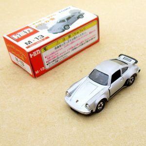 トミカミュージアムスーパーカー館M-13☆ポルシェ 930 ターボ③