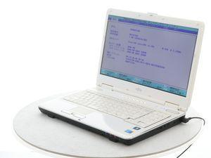 FUJITSU FMVNFG70W FMV-BIBLO NF/G70 Core i5 430M 2.26GHz 4GB 500GB■現状品