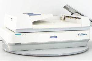 [PG]USED EPSON Offirio ES-H7200 A3 EU-45(オートドキュメントフィーダー)付 フラットベ