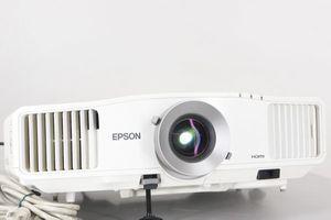 [PG]USED ランプ2483時間 EPSON EB-G5100 LCD PROJECTOR LCDプロジェクター[ST1640083]