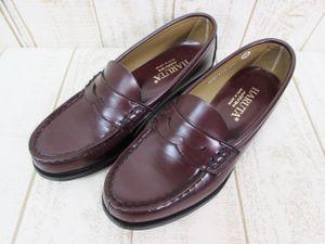 154B HARUTA ハルタ ローファー 23.5cm 23 1/2 EE レディース 靴【中古】