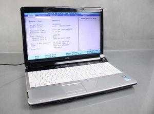 OS無し 富士通 LIFEBOOK AH42/C FMVA42CS/Pentium P6200/2.13GHz/メモリ2GB/HDD無し/wind
