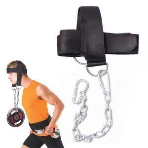 送料無料 首 筋トレ ハーネス ヘッド ストラップ 筋力 トレーニング