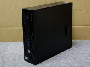 ★即決★動作OK★ HP EliteDesk 600 G2 SFF【Core i5 6500/4GB/2TB/DVD/Windows 10】