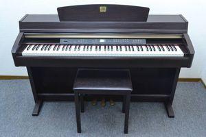 g297■YAMAHA ヤマハ■クラビノーバ Clavinova■電子ピアノ 椅子セット■CLP-230