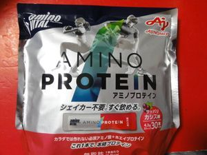 新品激安¥1~ アミノバイタル アミノプロテイン AMINO PROTEIN シェイカー不要 す