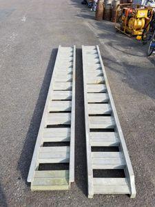 アルミブリッジ 3300x130x380mm 2本セット