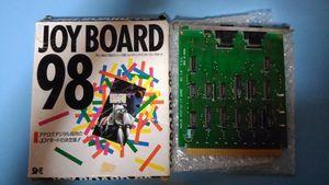 JOY BOARD 98 ジョイスティックインターフェースボード