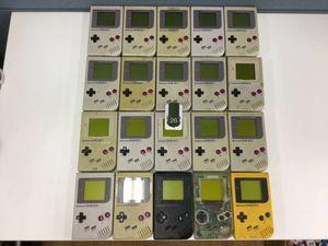 J【ジャンク】初代GameBoy 20台セット 1011-26