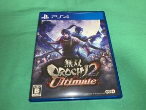 PS4ソフト無双OROCHI2 Ultimate