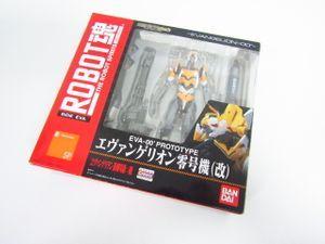 ROBOT魂 エヴァンゲリオン零号機 改 フィギュア▽A8226