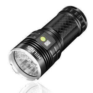 GOOD 【最新版】懐中電灯 LED usb充電式 Helius 強力らいと ledライト フラッシュライト