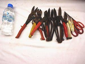 Kすひ0131 ペンチ セット 圧着工具 板金 はさみ 大工道具 ハンドツール 現場 工具セット