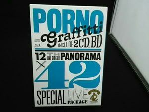 "(ポルノグラフィティ) 12th LIVE CIRCUIT""PANORAMA×42SPECIAL LIVE PACKAGE(Blu-ray Di"