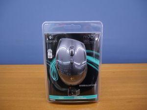 ②【未開封】 ロジクール Marathon Mouse M705t