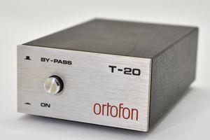 ortofon T-20 MC 昇圧トランス ※送料無料 [オルトフォン]