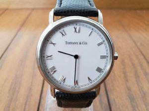 ny239 腕時計 ティファニー Tiffany&CO M251【中古】