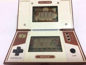 Nintendo ゲームウォッチ ドンキーコング2
