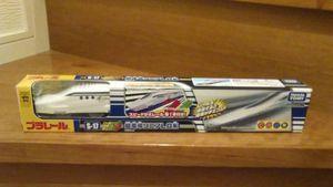 プラレール☆新品 S-17 レールで速度チェンジ 超電導リニアL0系