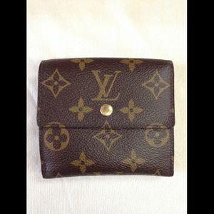 LOUIS VUITTON ポルトフォイユエリーズ 鞄/252