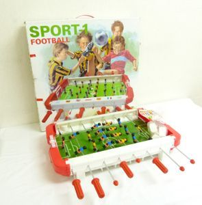 H895●未使用 Chicos SPORT-1 FOOTBALL FUTBOLIN Table Ref.7201 テーブル サッカー フッ