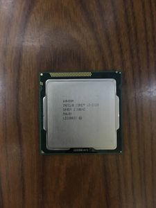 【完全動作品】 Intel Core i3 2120 (Sandy Bridge) 2コア4スレッド 3.3GHz LGA1155