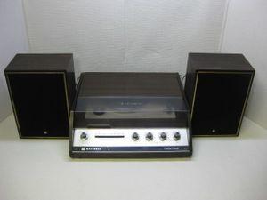 NATIONAL ナショナル SF-960 レコードプレーヤー ステレオ レトロ ジャンク