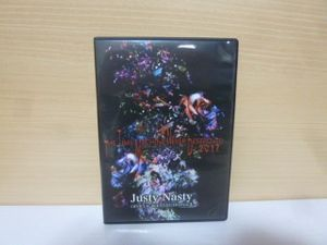 Justy-Nasty OFFICIAL BOOTLEG DVD Vol.3 The Time Machine Never Destroyed 2017 ジャス