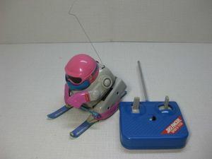 Gakken SKI RACER スキーレーサー mizuno ミズノ RZ ラジコン