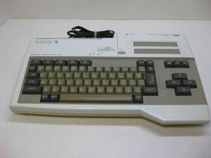 SANYO サンヨー MPC-2 WAVY2 MSX パーソナルコンピュータ ジャンク