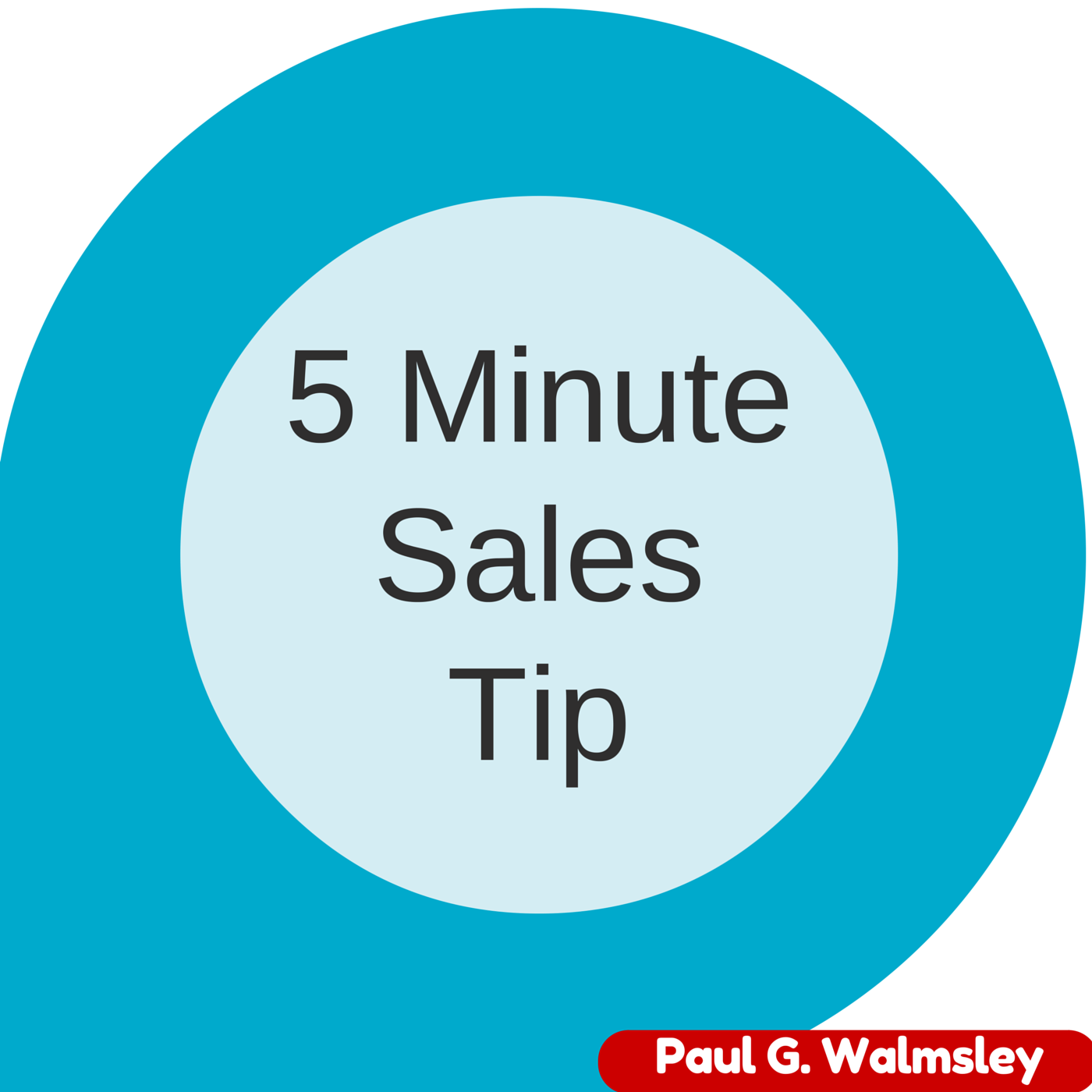 Episode 35: 5 Minute Sales Tip - Don't Put Pressure On Prospects