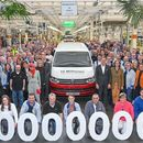 Volkswagen го произведе 10 милионитото комерцијално возило
