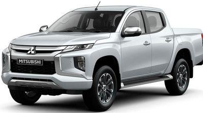 Mitsubishi со нов пик-ап за САД на база на Nissan Frontier