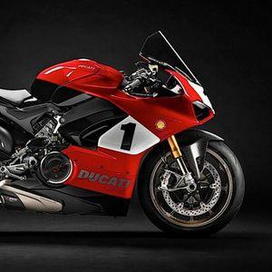 Ducati Panigale V4 во чест на Карлин Дан