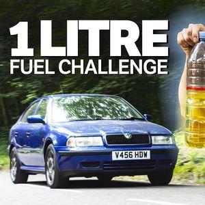Погледнете колку Skoda Octavia може да помине со 1 литар гориво