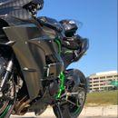 Kawasaki H2 vs GSXR 1000 vs BMW S1000RR vs Yamaha R1M vs Kawasaki ZX10RR (ВИДЕО)