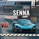 ВИДЕО: McLaren Senna vs McLaren 720S
