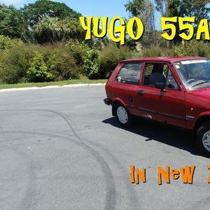 Во Нов Зеланд се тестираше Yugo 55