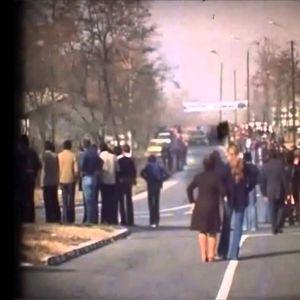 Видео вредно злато – трките на Водно во 1978 година