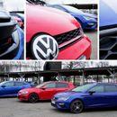 (ВИДЕО) Honda Civic Type R vs VW Golf GTI vs Seat Leon Cupra ST