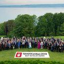 Najbolji Toyotini trgovci nagrađeni za kontinuiranu posvećenost zadovoljstvu korisnika